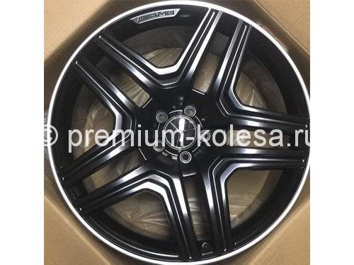 Диски AMG R21 на Mercedes-Benz W166 GLS, GL, GLE